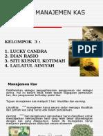 PPT Manajemen Kas