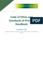 Code of Ethics Standards of Practice