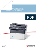 Manual Kyocera Fs 1120mfp