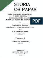 PASTOR-Historia de los Papas 10
