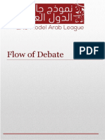 Flow of Debate