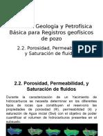 Unidad II Geología y Petrofísica Básica Para Registros