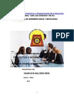 Examen Resuelto de Proyecto Por Erik Huarcaya Salcedo 2015