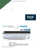 Difference Between Zigbee and WiFi Technologies _ Zigbee vs WiFi