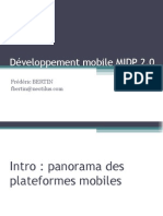 Dev J2ME Intro