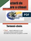 Factorii de Formare a Climei Eurasiei