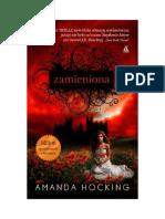 Hocking Amanda - Trylogia Trylle Tom 1 - Zamieniona.pdf
