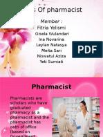 06. Pharmacist