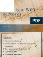 Security of WiFi Networks Part 2