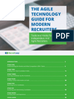 RecruitLoop Agile Technology Guide