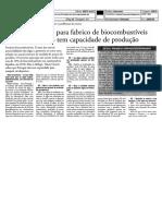 Algas Solução Para Biodiesel