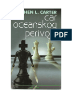Carter Stephen - Car Oceanskog Perivoja