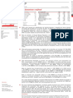 Flash r+®sultats annuels 2009 - BCP -