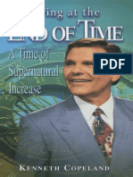 Living at the End of Time - A Time o