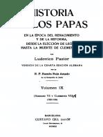 PASTOR-Historia de los Papas 09