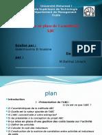 Exposé Gestion d'Entrepot Houssine Abde Lmoumny