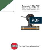 ECM P XP Installation Procedures