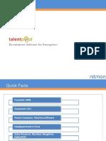 Talentpool _Recuitment Solution