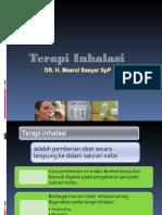 kuliah terapi inhalasi