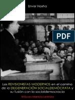 Enver Hoxha; Los revisionistas modernos en el camino de la degeneración socialdemócrata y su fusión con la socialdemocracia, 1964.pdf