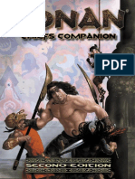Thiefs Companion (for Conan RPG)