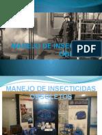 Manejo de Insecticidas Obsoletos 4