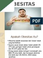 Penyuluhan IKKOM mengenai Obesitas