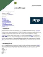 Cómo montar un servidor Webmail