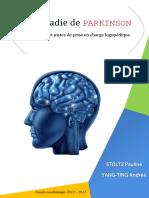 Livret Pratique Maladie de Parkinson