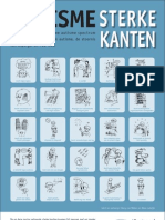 Poster Autisme Sterke Kanten