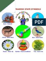 andhra pradesh state symbols english