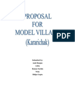 Model Village Proposal