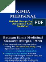 Kimia Medisinal Bab 1-5
