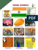 national symbols english