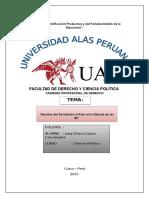 Aportes Del Socialismo Al Perú en La Década de Los 80