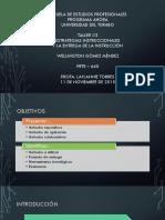 prte640 estrategias metodos de entrega