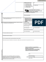 Solicitud Permiso Certificado EDITABLE CITES