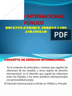 Derecho Internacional Pùblico Diapositivas