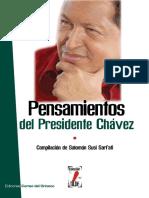 Pensamientos de Chavezco