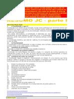 RESUMO JURISDIÇÃO CONSTITUCIONAL-parte I