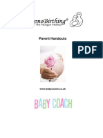 hypnobirthing the mongan method Parent Manual_v2
