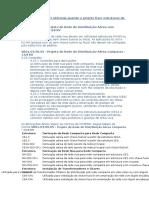 Orientação de Estruturas de Poste - COSERN
