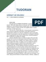 Radu Tudoran - Sfarsit de Mileniu - V1 Casa Domnului Alcibiade