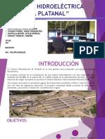Central Hidroelectrica El Platanal