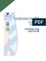 P.P. N° 04 Correlaciones con SPSS