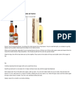 Fig Liqueur is Easiest to Make at Home
