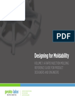 Designing for Moldability