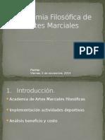 Academia Filosófica de Artes Marciales