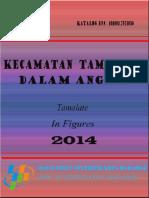 Kecamatan Tamalate Dalam Angka 2014