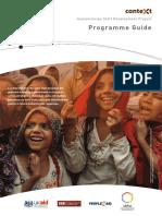 Competencies in Humanitarian Work Guide